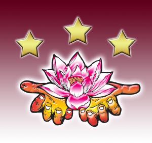 Centro estetico Le tre stelle logo