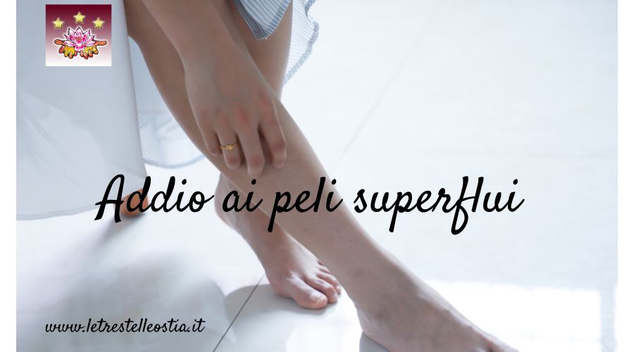 Addio ai peli superflui!